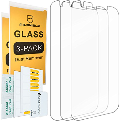 3 PACK Tempered Protector Hardness Replacement