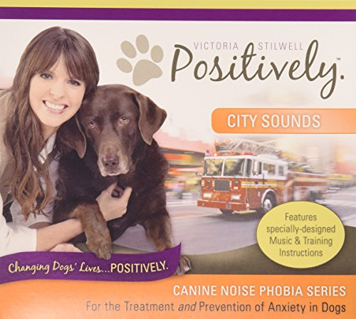Price comparison product image Canine Noise Phobia Series / City Sounds