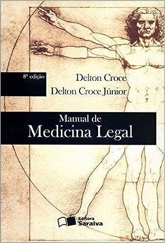 MANUAL DE MEDICINA LEGAL - 8 ED.