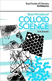 Book Basic Principles of Colloid Science: RSC (RSCs)