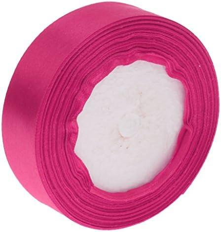 サテンリボン サテン リボン DIY パッキング インテリア 飾り ギフト包装 梱包 多色選べ    - ローズ