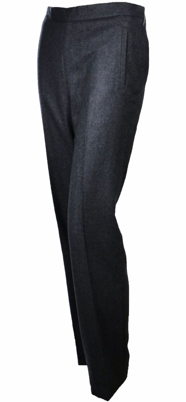 Sutton Studio Womens 100% Cashmere Slim Dress Pants Regular (10)