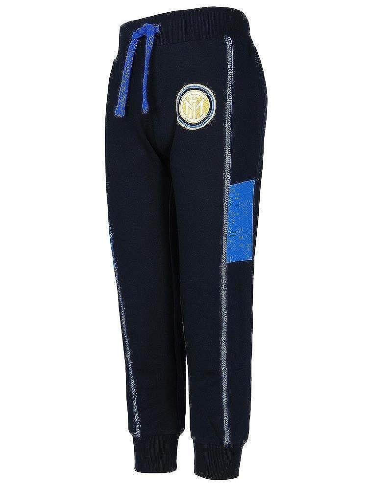 Pantaloni Tuta Bambino Inter Abbigliamento Ufficiale Calcio PS 26688 Arnetta