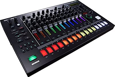 Roland TR-8S Rhythm Performer Sampling Drum Machine Bundled With Hosa MID-305BK 5-Ft MIDI Cable AND 5-Pack of Blucoil Cable Ties