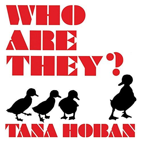 出典: Amazon『Who Are They? (英語)』ボードブック