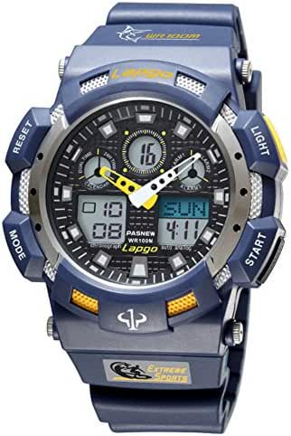 Boys outdoor sports waterproof digital watches-A