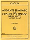 Chopin: Andante Spianato and Grande Polonaise Brillante in E-flat Major - Piano