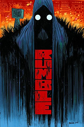 Rumble, Vol. 1: What Color of Darkness?