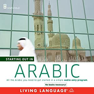 Starting Out in Arabic Audiobook