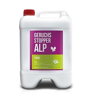 ALP olor Tope 5 l Bidón – Limón Ámbito de aplicación Animales olores
