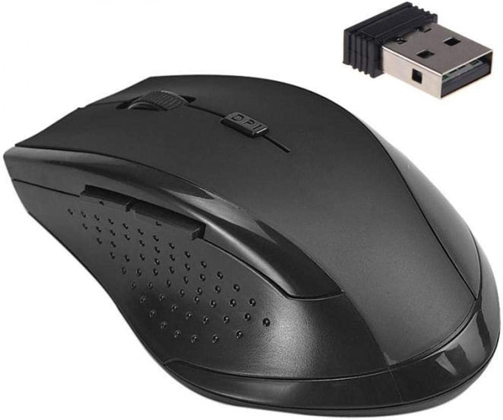 dozenla New Portable 2.4G Wireless Mouse Computer Laptop Game Mouse Mice