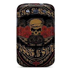 New Design On ZDgxI14910DjaaA Case Cover For Galaxy S3
