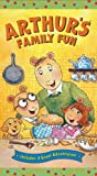 Arthurs Family Fun [VHS]
