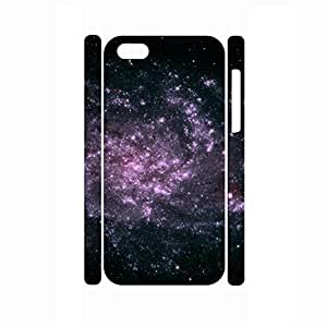 TYHde Personalized Personalized Custom Dustproof Galaxy Pattern Phone Case for Iphone 6 plus 5.5 Case ending