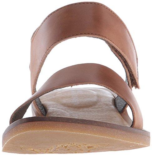 Heels El Women's Sandals Wood Naturalista Brown Tulip Nf30 wIrtrn8q