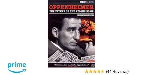 Amazon com: Oppenheimer: Sam Waterston, John Carson