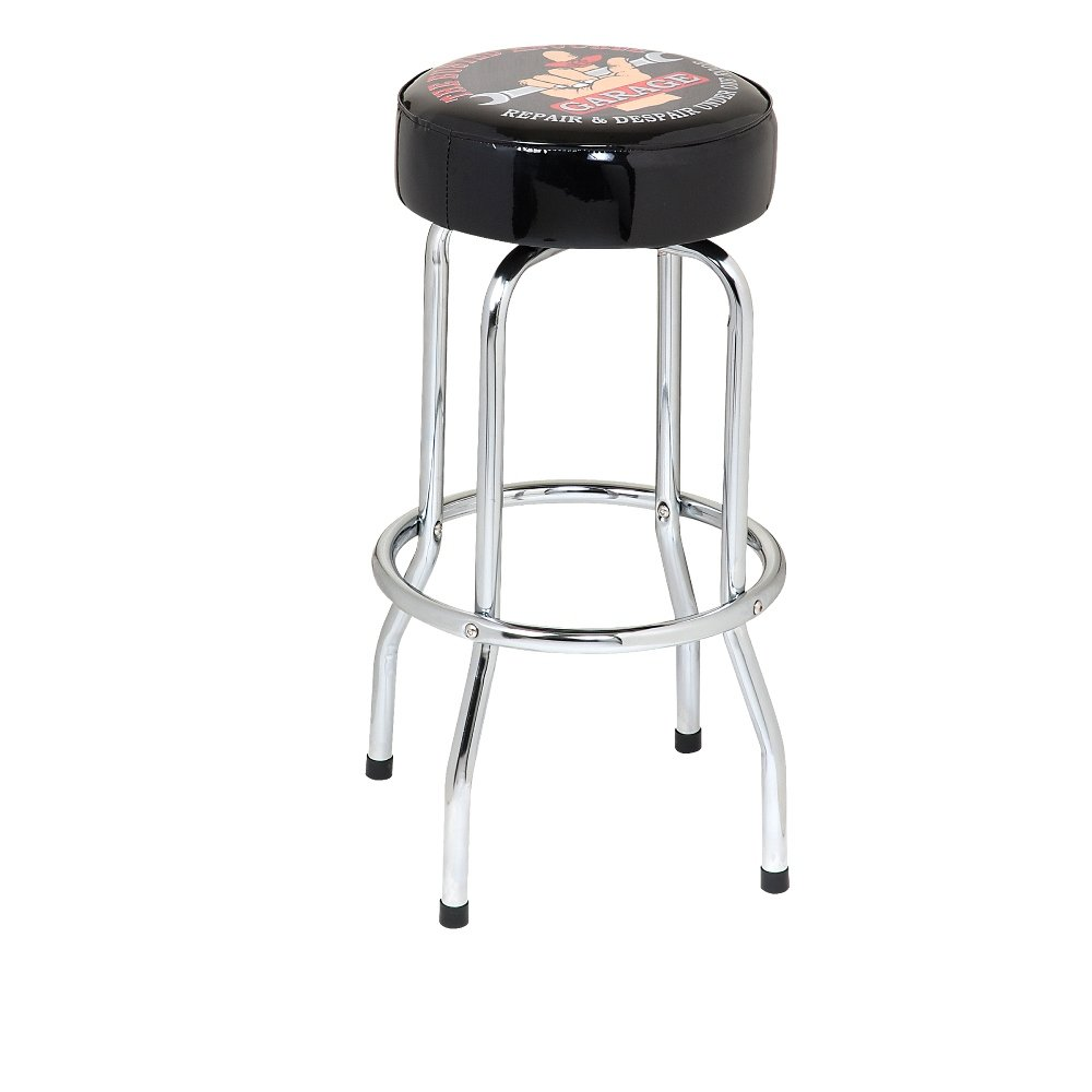 Miraculous Busted Knuckle Garage Bar Stool Ncnpc Chair Design For Home Ncnpcorg