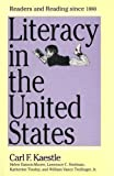 img - for Literacy in the United States: Readers and Reading Since 1880 book / textbook / text book