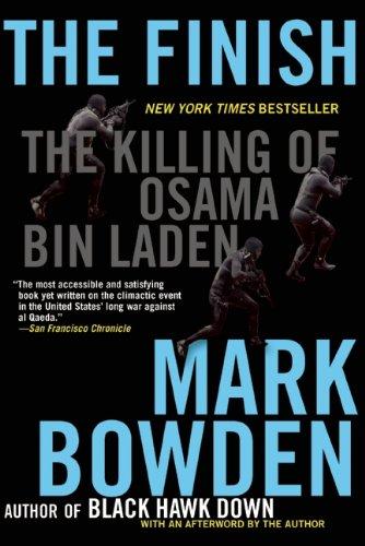 21 Finishes (The Finish: The Killing of Osama bin Laden)