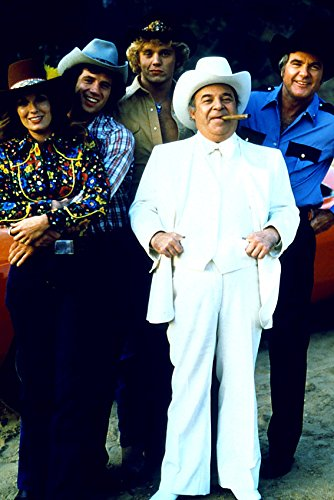 Dukes of Hazzard Cast Boss Hogg 24x18 Poster ()