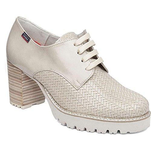 Callaghan Calzature Absätzen Schuhe Metalic Natural hohen 21920 mit TTHrZxq
