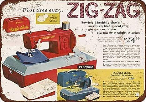 SIGNCHAT 1969 - Placa metálica de Metal con Texto en inglés Zig ...