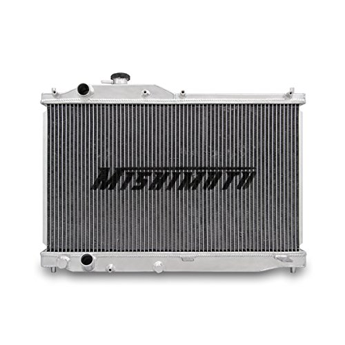 Mishimoto MMRAD-S2K-00 Manual Transmission Performance Aluminium Radiator for Honda S2000 (Aluminium Radiator)