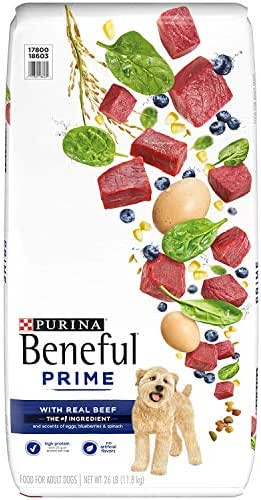 Dog Food: Beneful Prime