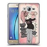 samsung galaxy on5 pro Head Case Designs Pro Life Feminism Soft Gel Case for Samsung Galaxy On5