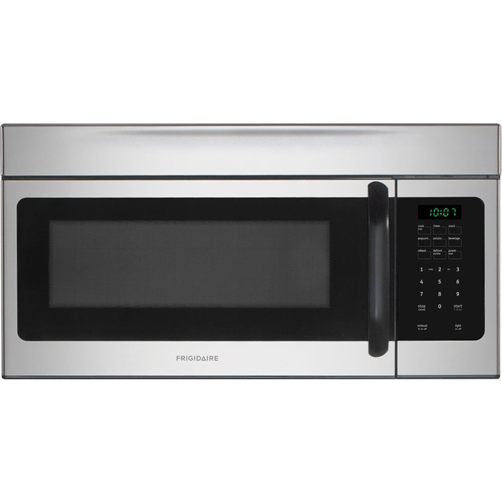 Frigidaire FFMV162LS1.6 Cu. Ft. Stainless Steel Over-the-Range Microwave by FRIGIDAIRE