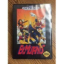 Ex-Mutants - Sega Genesis