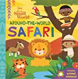 Around-The-World Safari, Calliope Glass, 0606271201