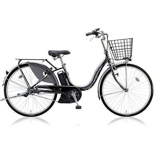 ブリヂストン(BRIDGESTONE) アシスタファイン A6FC18 26インチ 電動アシスト自転車 専用充電器付 B075S6BMDZ M.XHスパークルシルバー M.XHスパークルシルバー