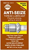 Versachem (13111-240PK) Anti-Seize Thread Lubricant - 4 Grams Pocket Pack, (Pack of 240)