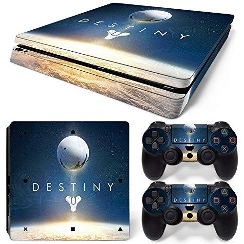Elton Destiny Theme 3M Skin Sticker Cover for PS4 Slim Console and Controllers (B06XJMZN3X) Amazon Price History, Amazon Price Tracker