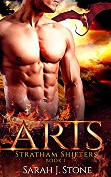 Aris (Stratham Shifters Book 1) by [Stone, Sarah J.]