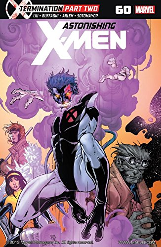 Astonishing X-Men (2004-2013) #60 (Sotomayor Joe)