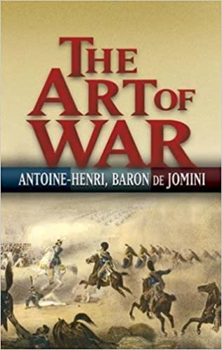 Classic Works on the Art of War (Boxed Set) (Dover Military History, Weapons, Armor)