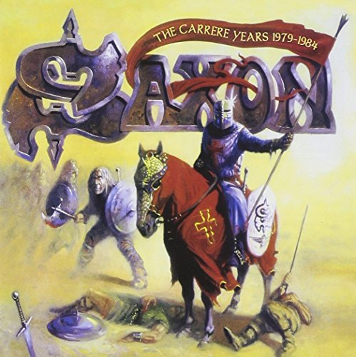 Saxon - Wheels of Steel / Strong Arm of the Law - Zortam Music
