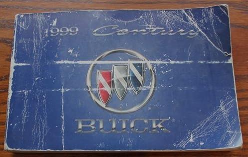 1999 buick century owners manual buick amazon com books rh amazon com 1999 buick century service manual 1999 Buick Century Custom