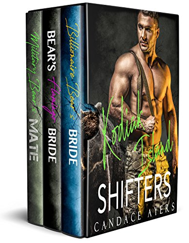 Kodiak Island Shifters: Complete Series