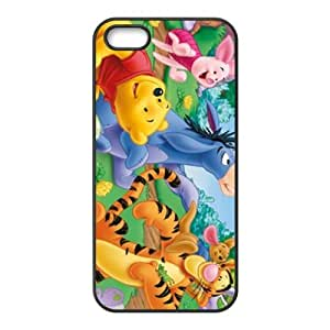 Disney happy animals world Cell Phone Case For Ipod Touch 5 Cover