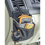 High Road Ultra DriverPockets Air Vent Car Phone Holder and Phone Charging Organizer