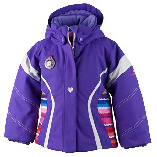 Obermeyer Kids Baby Girl's Aria Jacket (Toddler/Little Kids/Big Kids) Grapesicle 7 by Obermeyer Kids