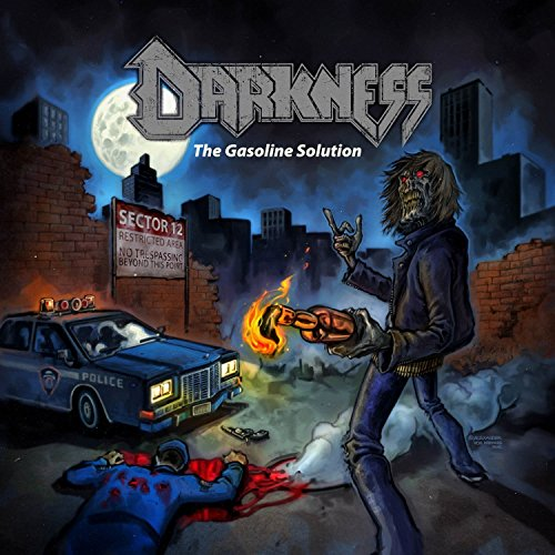 The Darkness - Gasoline Solution (United Kingdom - Import)