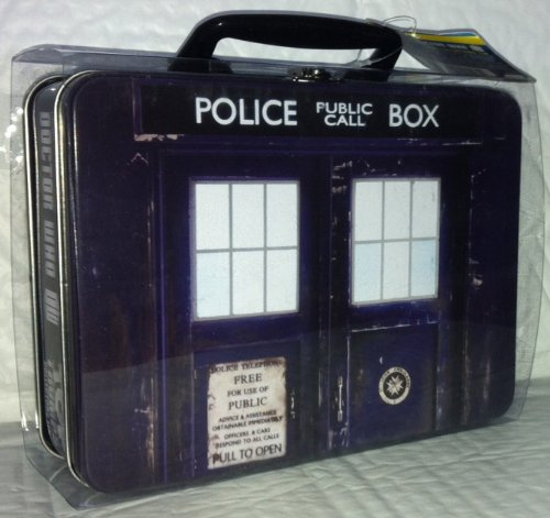 Doctor Who TARDIS Lunch Box Collection