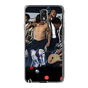 AaronBlanchette Samsung Galaxy Note3 Protective Hard Cell-phone Case Support Personal Customs High Resolution Red Hot Chili Peppers Image [NLq2009HoYE] WANGJING JINDA