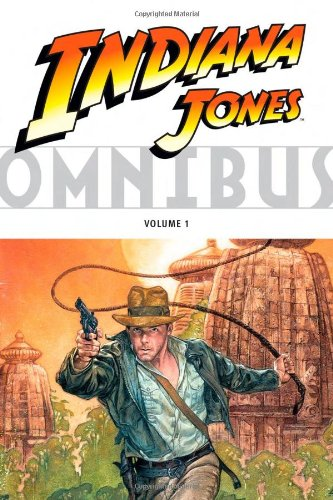 Indiana Jones Omnibus, Vol. 1 (Indiana Jones And The Fate Of Atlantis)