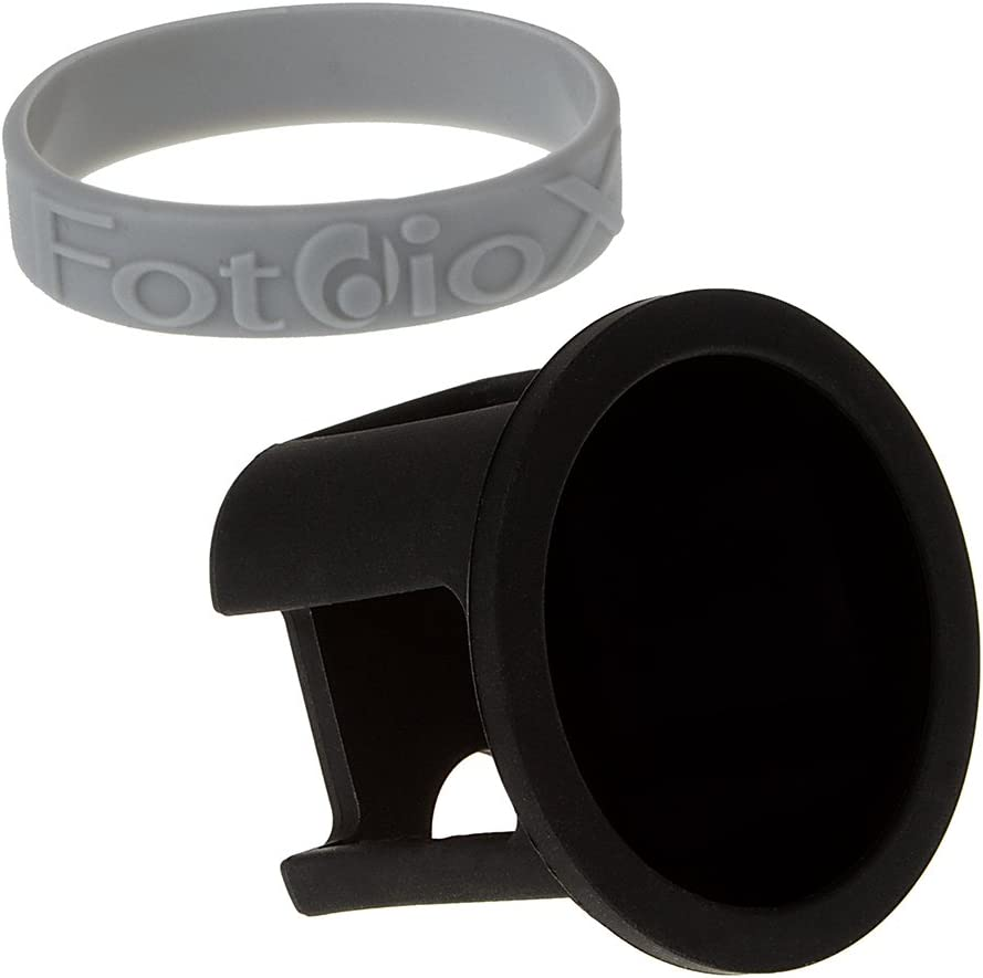 ND16, 4-Stop Filter for GoPro Hero /& HERO5 Session Camera Fotodiox GoTough Silicone Mount with Neutral Density 1.2