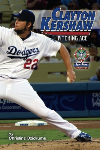 Clayton Kershaw Pitching Ace SportStars product image
